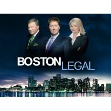Boston Legal: The Complete Series DVD Box Set