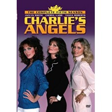 Charlie's Angels The Complete Series